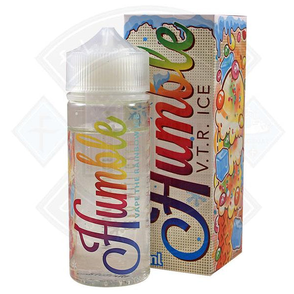 Humble - VTR Ice E liquid 0mg 100ml Shortfill