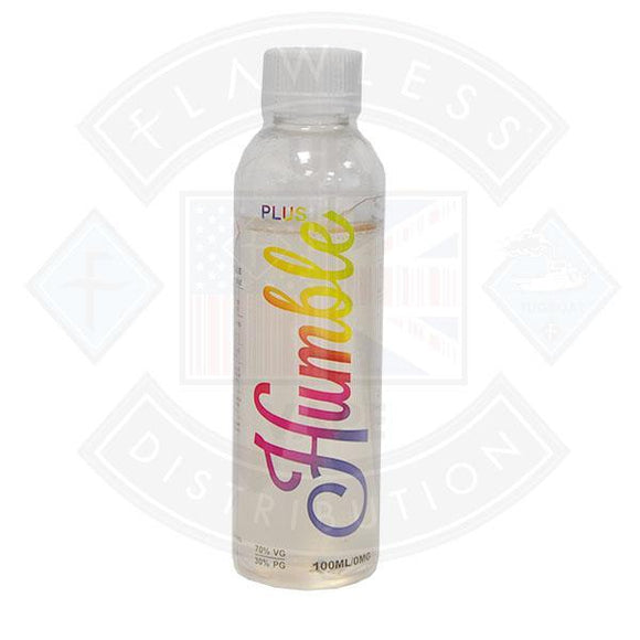 HUMBLE - VAPE THE RAINBOW 0MG 100ML SHORTFILL E-LIQUID