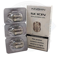 Innokin Scion replacement coil 0.5 OHM 3pack