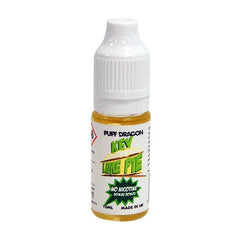 Key Lime Pie by Puff Dragon TPD Compliant - 10ml E Liquid