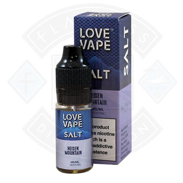 Love Vape Salt - Heisen Montain 10ml