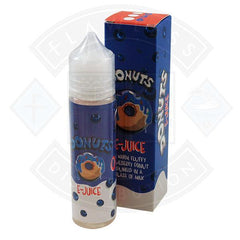 BLUEBERRY DONUTS 0MG 50ML SHORTFILL E-LIQUID - Litejoy E-Cigarettes and Vaping products