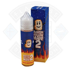 Marshmallow Man 2 0mg 50ml Shortfill E liquid