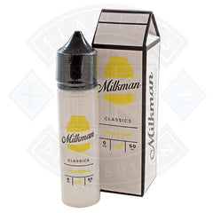 The Milkman Classics Pudding 50ml 0mg shortfill e-liquid