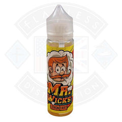 Mr Wicks Lemon Tart 50ml Shortfill E-Liquid By Momo