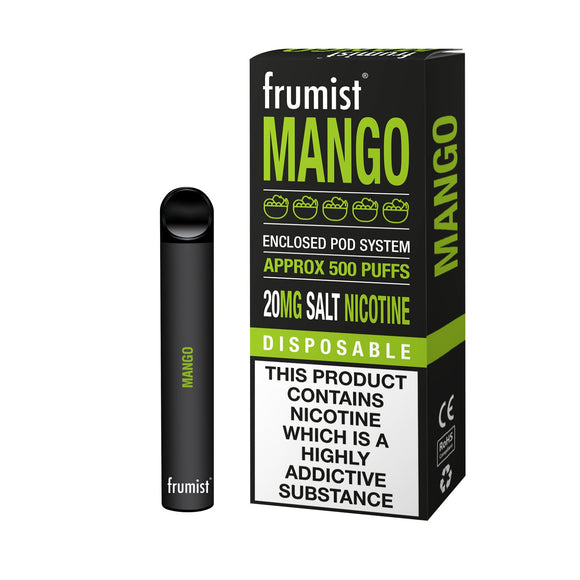 Frumist Disposable Device Mango 20mg/1pcs