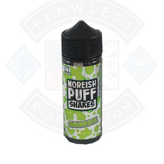 Moreish Puff Shakes Shamrock 0mg 100ml Shortfill E-liquid
