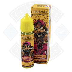 Nasty Juice - Cush Man Mango Strawberry 0mg 50ml Shortfill E-liquid