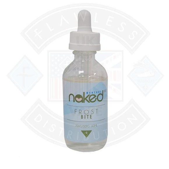 Naked - Frost Bite 0mg 50ml Shortfill E-liquid