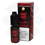 Nasty Juice Blackcurrant 10ml E-liquid