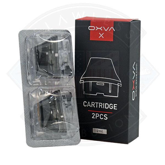 Oxva X Replacement Pod 2pcs/pack