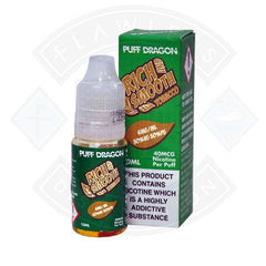 Rich and Smooth Tobacco by Puff Dragon TPD Compliant 10ml E liquid 6mg