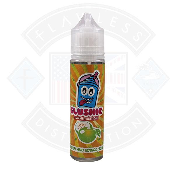 Slushie Summer Edition Passion & Mango Slush 0mg 50ml Shortfill