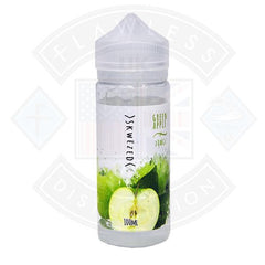 Skwezed - Green Apple 0mg 100ml Shortfill E-liquid