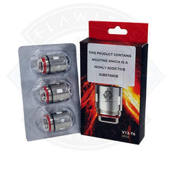Smok V12 T6 Replacement Coils ( 3 Pack)