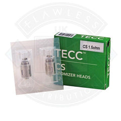 Tecc CS Air Atomizer Head coils 1.5 OHM 2 (pack)