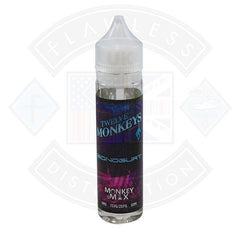 TWELVE MONKEYS -CONGO CREAM 0MG 50ML SHORTFILL E-LIQUID