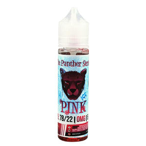 The Panther Series - Pink Ice by Dr Vapes 50ml 0mg shortfill e-liquid