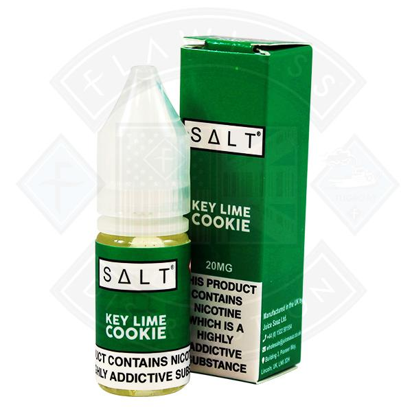 Juice Sauz Salt - Key Lime Cookie 10ml 20mg E-liquid