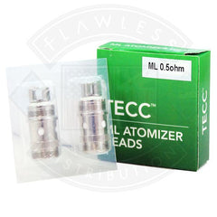 Tecc ML Coils 0.5 OHM 2pack