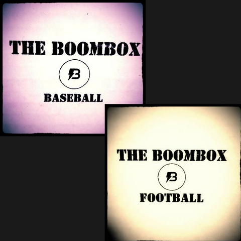 The Mixer-The Baseball and Football Boombox-(Monthly Subscription or Single Purchase)