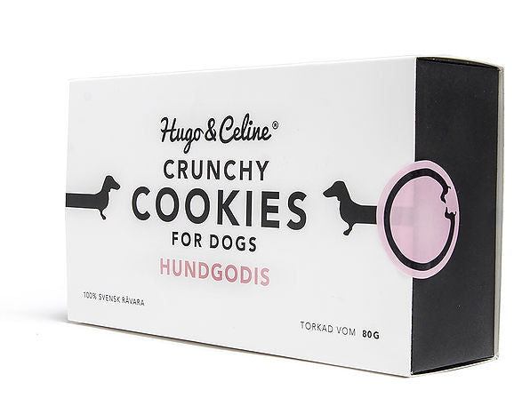 Hugo and Celine Crunchy Cookies