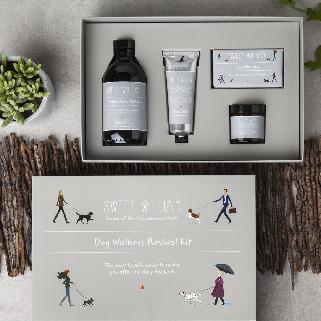 Sweet William Designs Dog Walkers Revival Kit