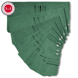 Dogrobes Green Drying Robe