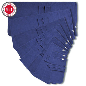 Dogrobes Navy Drying Robe