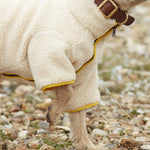 Fetch and Follow Sherpa Dog Fleece Jacket
