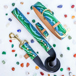 Friendship Collar Magical Malachite Lead