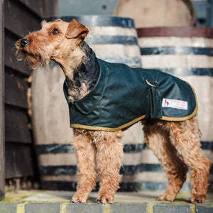 Redhound for Dogs Dartmoor Waxed Jacket