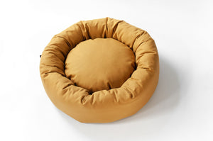 Vackertass Mustard Halo Bed