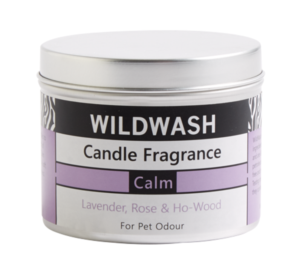 Wildwash Calm Candle