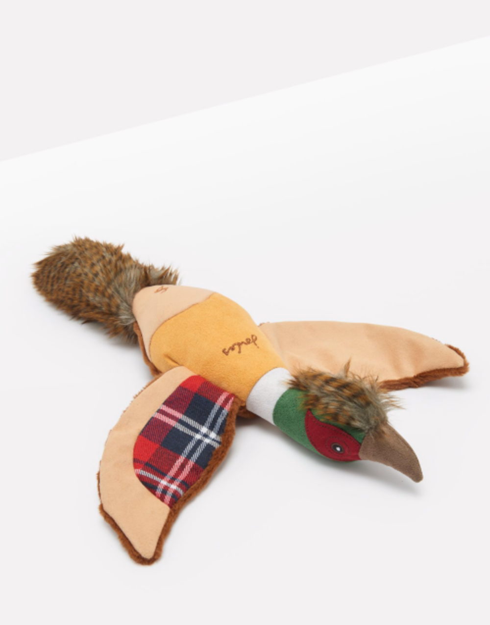 Joules Plush Pheasant Toy