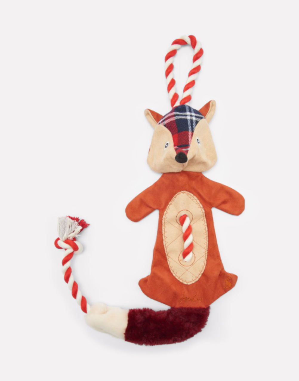Joules Rope Fox Toy