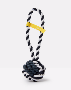 Joules Rubber and Rope Toy