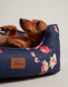 Joules Floral Percher Square Bed
