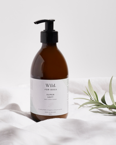 Wild for Dogs Super Soft Organic Dog Conditioner