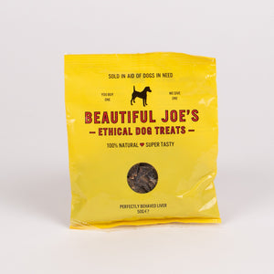 Beautiful Joe's Ethical Dog Treats