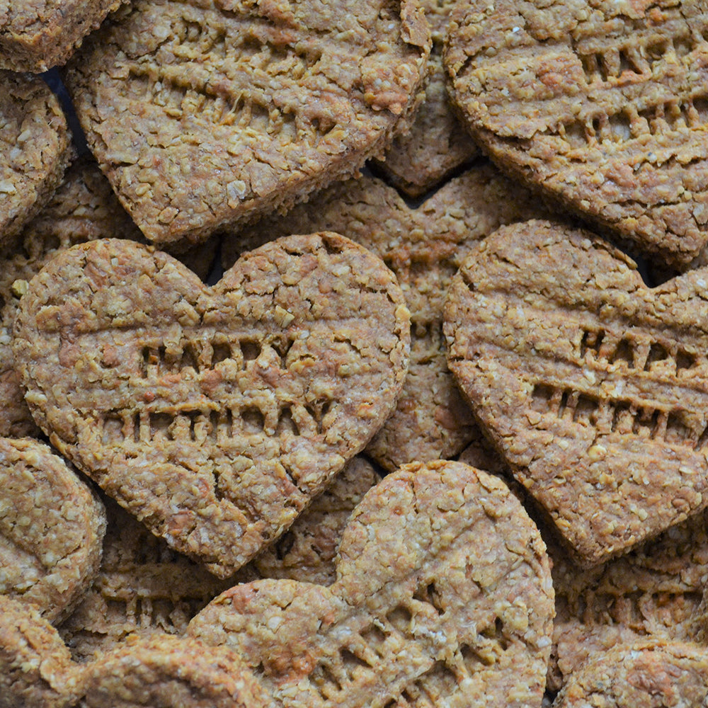 Four Legged Fancies Birthday Biscuits