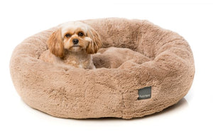 Fuzzyard Latte Eskimo Bed