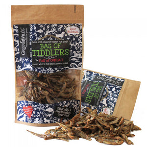 Green and Wild's Bag of Tiddlers