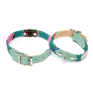 Hiro and Wolf Totem Dog Collar