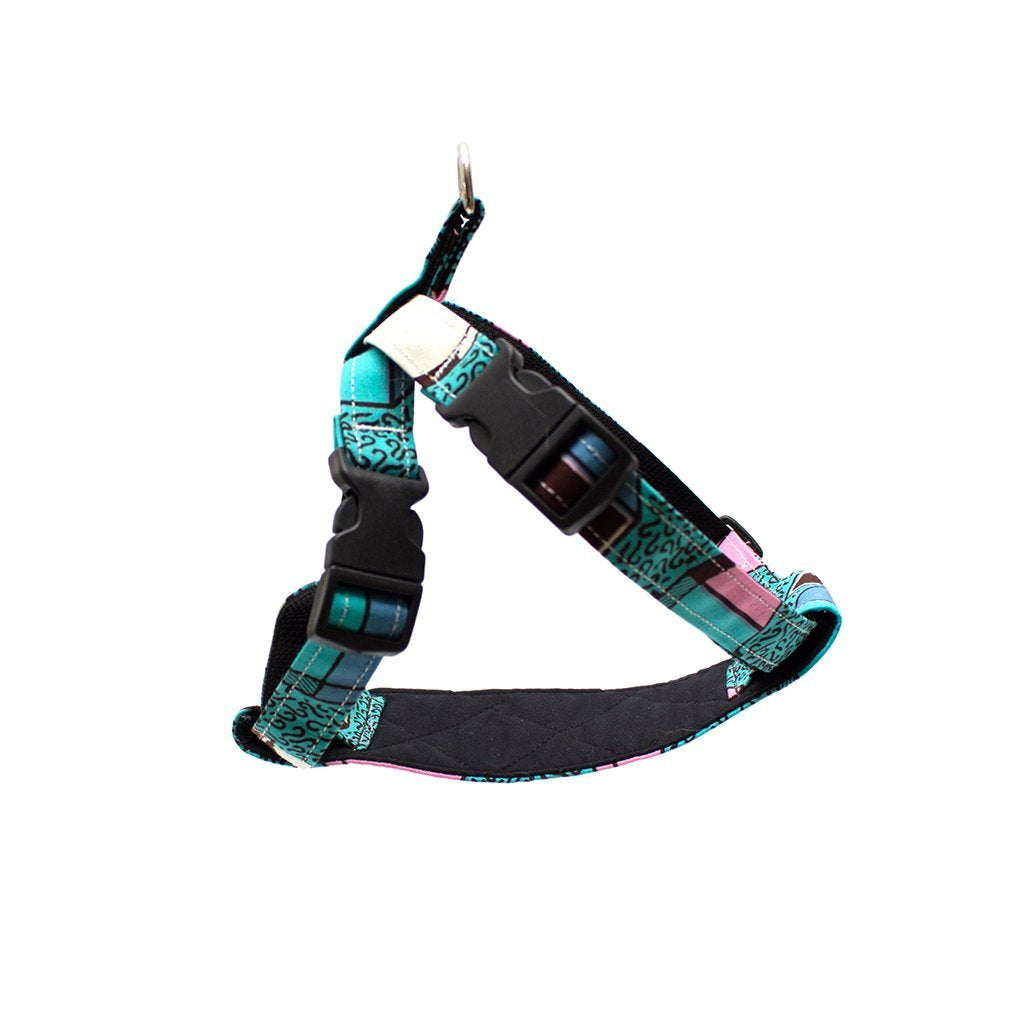 Hiro and Wolf Totem Dog Harness
