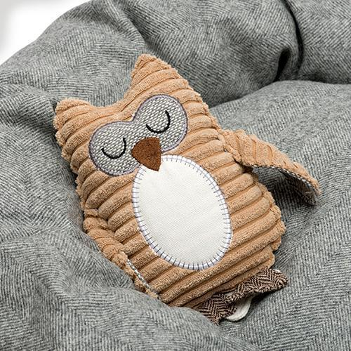 Mutts and Hounds Ollie Owl Plush Toy