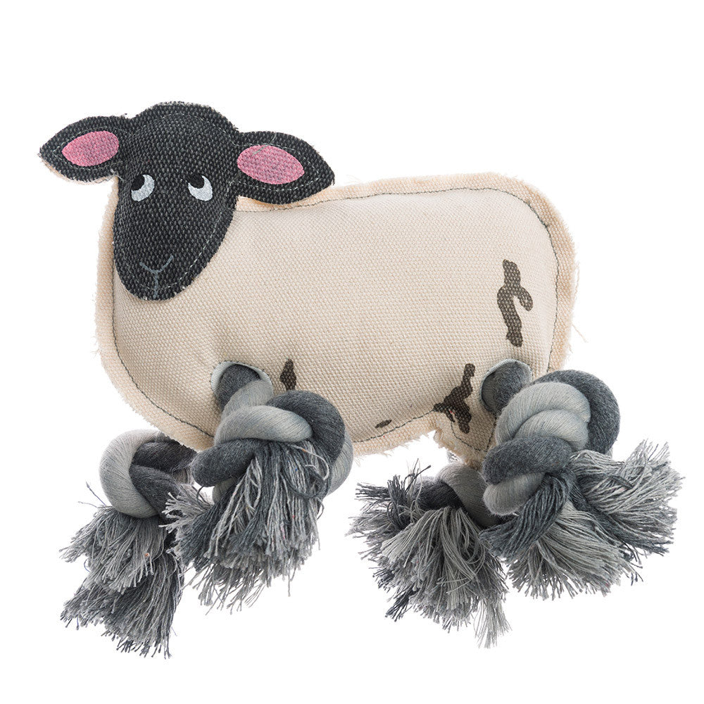 Sophie Allport Sheep Rope Toy