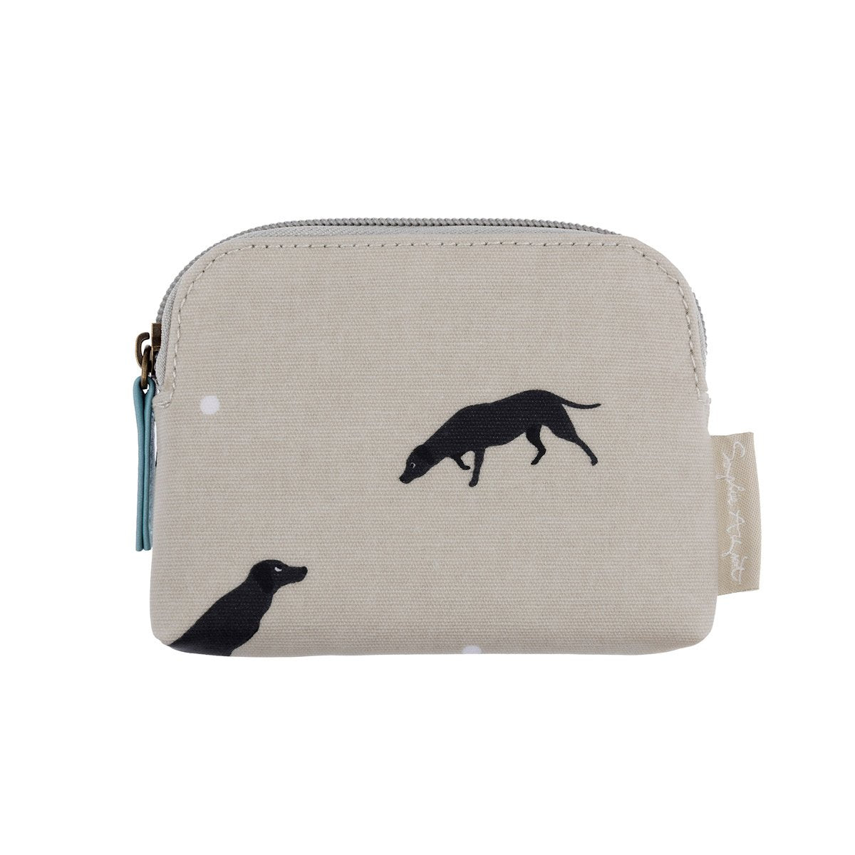Sophie Allport Labrador Oil Cloth Coin Purse