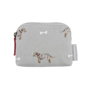 Sophie Allport Terrier Oil Cloth Coin Purse