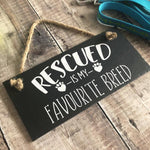 Lilybels Rescue Dog Slate